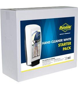 PUTOLINE HAND CLEANER WHITE STARTER KIT