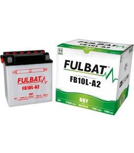 BATERIA FULBAT YB10L-A2 (ACID PACK INCLUDED)