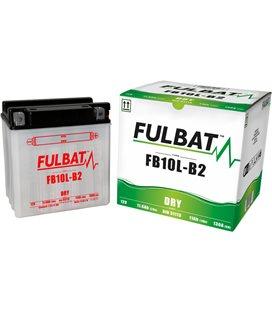 BATERIA FULBAT YB10L-B2 (ACID PACK INCLUDED)