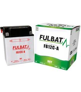 BATERIA FULBAT YB12C-A CON ACIDO