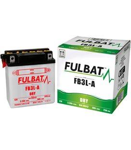 BATERIA FULBAT YB3L-A (ACID PACK INCLUDED)