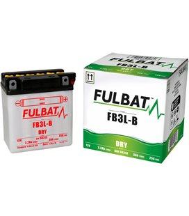 BATERIA FULBAT YB3L-B  (INCLUYE ACIDO)