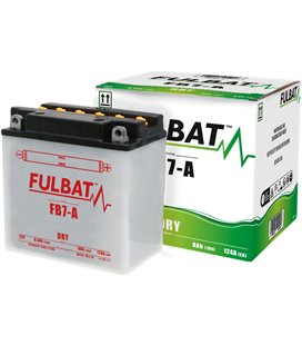 BATERIA FULBAT YB7-A (ACID PACK INCLUDED)