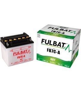 BATERIA FULBATYB7C-A (ACID PACK INCLUDED)
