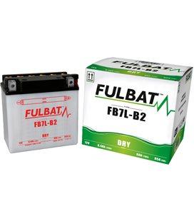 BATERIA FULBAT YB7L-B2 (ACID PACK INCLUDED)