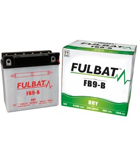 BATERIA FULBAT YB9-B (ACID PACK INCLUDED)