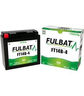 BATERIA FULBAT YT14B-4(S/MANT)