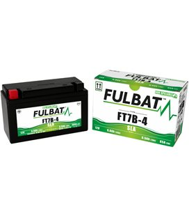 BATERIA GEL FULBAT YT7B-4