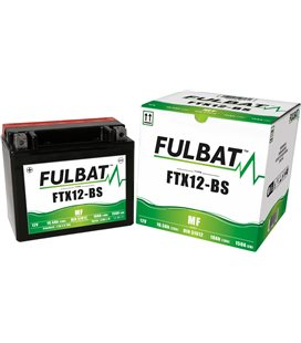 BATERIA FULBAT YTX12-BS(S/MANT)