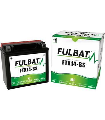 BATERIA FULBAT YTX14-BS(S/MANT)