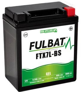 BATERIA FULBAT GEL YTX7L BS