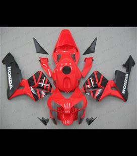 Carenado Honda CBR Rojo y negro