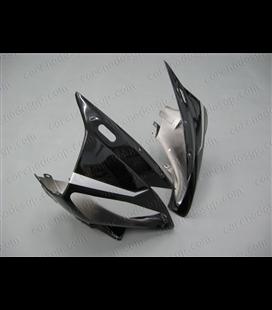 Carenado Yamaha R6 Negro y blanco