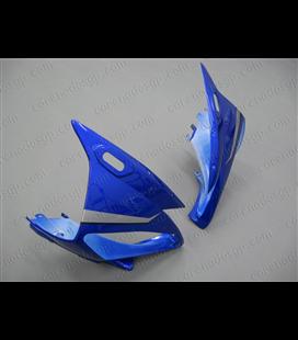 Carenado Yamaha R6 azul y negro