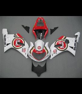 CARENADO SUZUKI GSXR 600/750 01'-03' LUCKY STRIKE