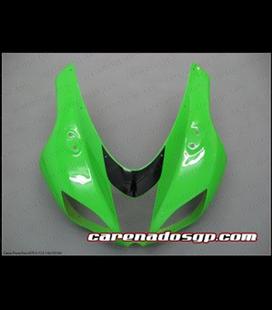 Carenado Kawasaki ZX6R 2007 2008 Monster Verde