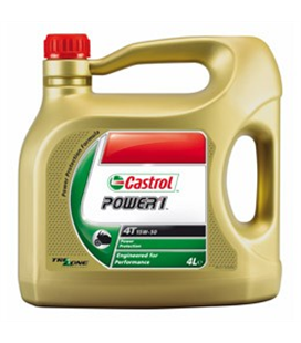 ACEITE 4T POWER 1 4T 15W-50 4L CASTROL