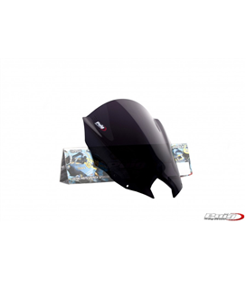 YAMAHA XJ6 DIVERSION F 10'-12' CUPULA DOBLE BURBUJA RACING