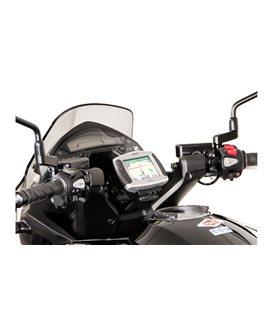 HONDA VFR800X CROSSRUNNER (11-14)/(16-) SOPORTE DE GPS QUICK-LOCK NEGRO