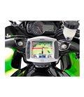 KAWASAKI Z 1000 SX (11-) SOPORTE DE GPS QUICK-LOCK NEGRO