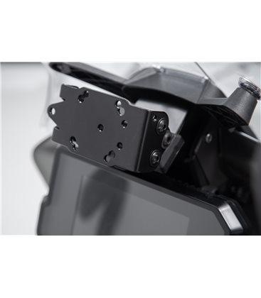 KTM 790 ADVENTURE / R (19-) SOPORTE DE GPS QUICK-LOCK NEGRO