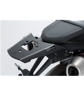 TRIUMPH SPEED TRIPLE S/R (15-17) ALU-RACK NEGRO