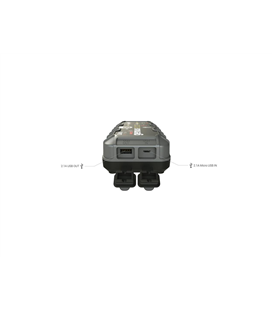 Arrancador de batería NOCO Plus 1000A Lithium 12V