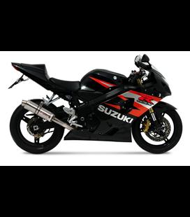 SUZUKI GSX-R 600 2004 - 2005 ESCAPE STORM GP INOX
