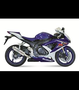 SUZUKI GSX-R 600 2008 - 2010 ESCAPE STORM GP INOX