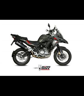 BENELLI TRK 502 X 2018 - SPEED EDGE BLACK MIVV