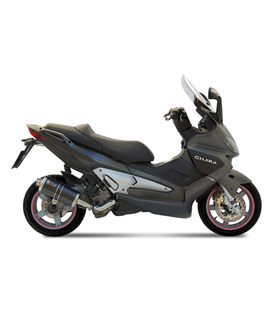 GILERA NEXUS 500 2004 - 2012 OVAL CARBONO MIVV