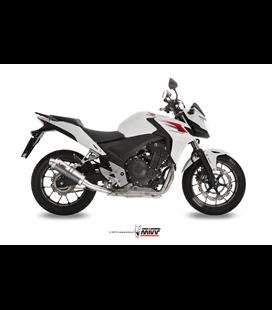 HONDA CB 500 F / X 2013 - 2015 GP TITANIO MIVV