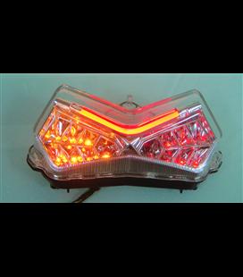 KAWASAKI ZX 6 R 2003-2004 ERMAX LED