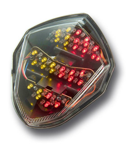 SUZUKI GSXR 1000 2003-2004 ERMAX LED