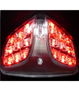 SUZUKI GSXR 600 2008-2009 ERMAX LED
