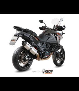 KTM 1190 ADVENTURE 2013 - 2016 SPEED EDGE INOX COPA CARBONO MIVV
