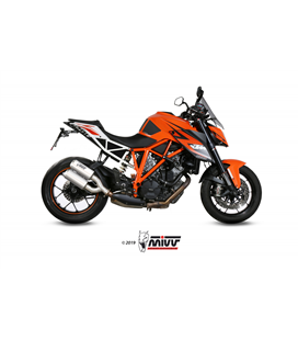 KTM 1290 SUPERDUKE 2014 - 2019 MK3 INOX/ST. STEEL MIVV