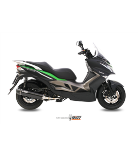 KYMCO DOWNTOWN 300 2009 - 2012 STRONGER BLACK MIVV