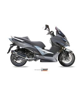 KYMCO XCITING 400 2013 - 2016 STRONGER BLACK MIVV