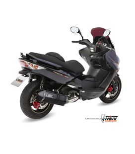 KYMCO XCITING 500 2013 - 2014 SPEED EDGE BLACK MIVV