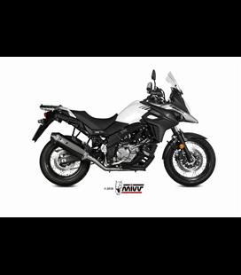 SUZUKI DL V-STROM 650 / XT 2017 - SPEED EDGE BLACK MIVV