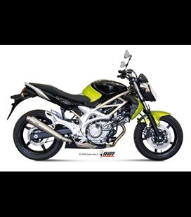 SUZUKI GLADIUS 2009 - 2015 X-CONE INOX/ST. STEEL MIVV