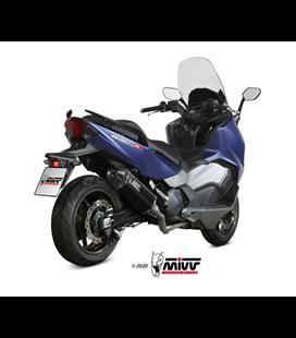 SYM MAXSYM TL 500 2020 - SPEED EDGE BLACK MIVV