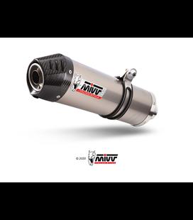 TRIUMPH TIGER 1200 XR / XRX / XRT / XCX / XCA 2016 - OVAL TITANIO COPA CARBONO MIVV