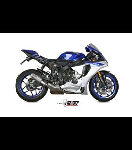 YAMAHA YZF 1000 R1 2015 - MK3 INOX/ST. STEEL MIVV