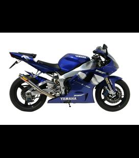 YAMAHA YZF 1000 R1 1998 - 2001 X-CONE INOX/ST. STEEL MIVV