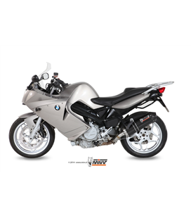 BMW F 800 S / ST 2006 - 2012 OVAL CARBONO COPA CARBONO MIVV