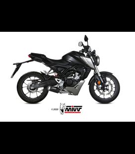 HONDA CB 125 R 2018 - MK3 BLACK MIVV