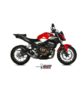 HONDA CB 500 F 2019 - MK3 BLACK MIVV