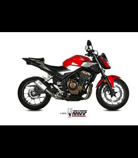 HONDA CB 500 F 2019 - MK3 INOX/ST. STEEL MIVV